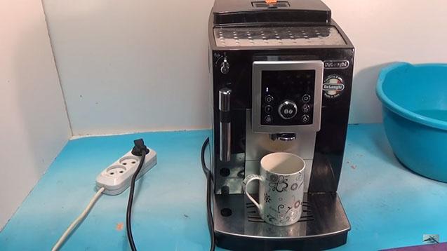 Ремонт кофемашин капсульных своими руками