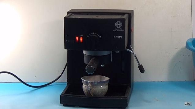 Кофеварка своими руками 17